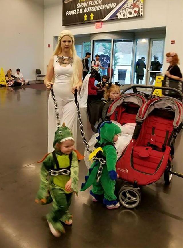 Parádne halloweenske kostýmy