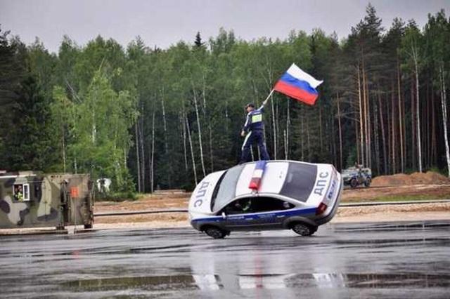Pozravy z Ruska