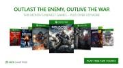 Game Pass v novembri rozšíri Gears of War 4 a aj Mass Effect