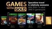 Microsoft zverejnil decembrové Games with Gold tituly