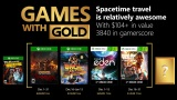 Microsoft zverejnil decembrové Games with Gold tituly