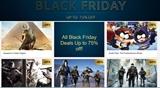 Ubisoft rovnako ponúka Black Friday zľavy
