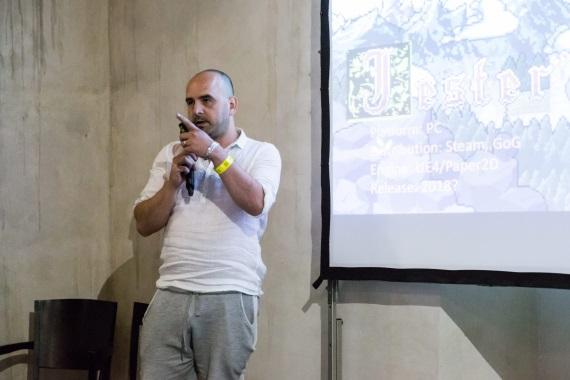 Pozrite si nádejné slovenské projekty z Game Days Pitching Session