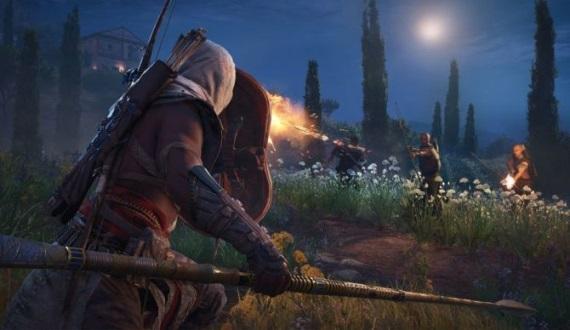 Režisér Assassin's Creed Origins hovorí o levelovaní postavy, budete ju môcť vymaxovať