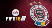 Český klub Sparta Praha príde do FIFA 18