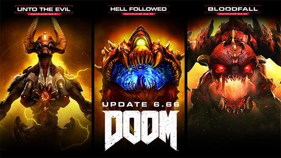 Doom s aktualizáciou 6.66 mení progres v multiplayeri a prináša bezplatné víkendy