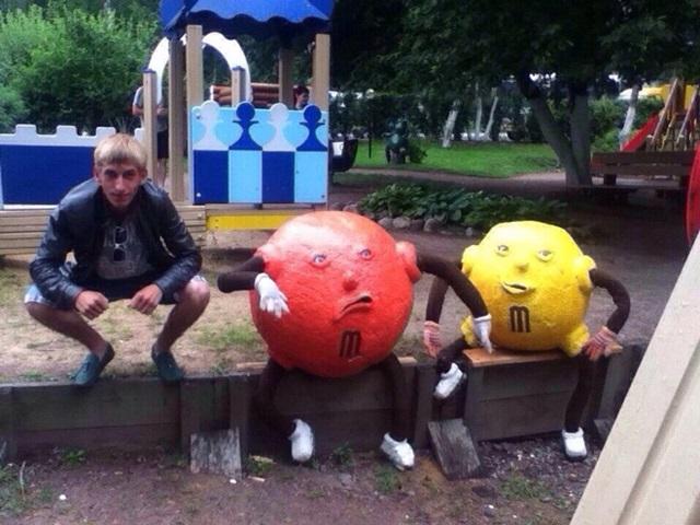 Ruské detské ihriská sú tie najlepšie