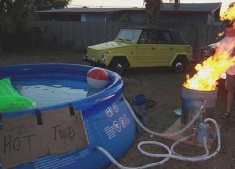 Ako si zohriať vodu do bazéna?