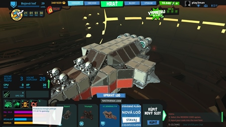 Galactic Junk League vyletel so Slovákmi do vesmíru