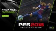 PES 2018 má zapracovanú Nvidia Ansel funkciu, ukazuje 4K zábery
