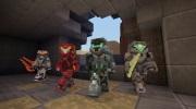 Halo obsah príde do viacerých verzií Minecraftu