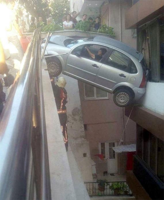 Parkovanie a ženy