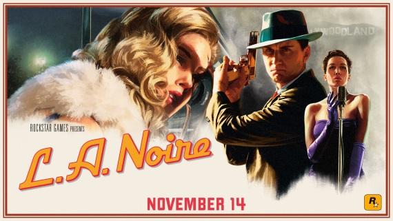 Vynikajúca noir detektívka L.A. Noire sa vráti už v novembri