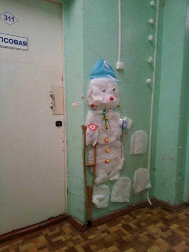 Jedine v Rusku