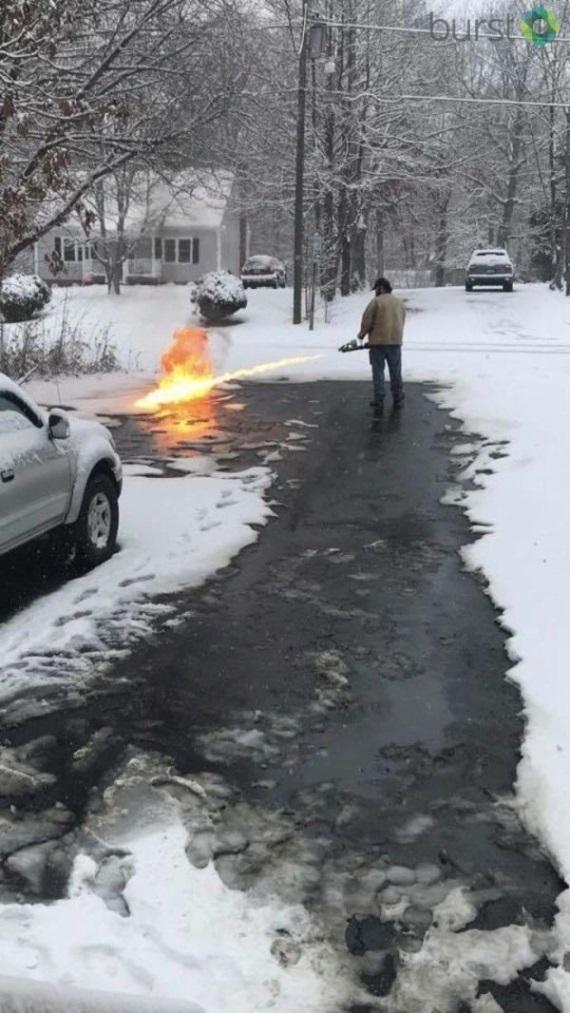 Neviete ako rýchlo zlikvidovať sneh?
