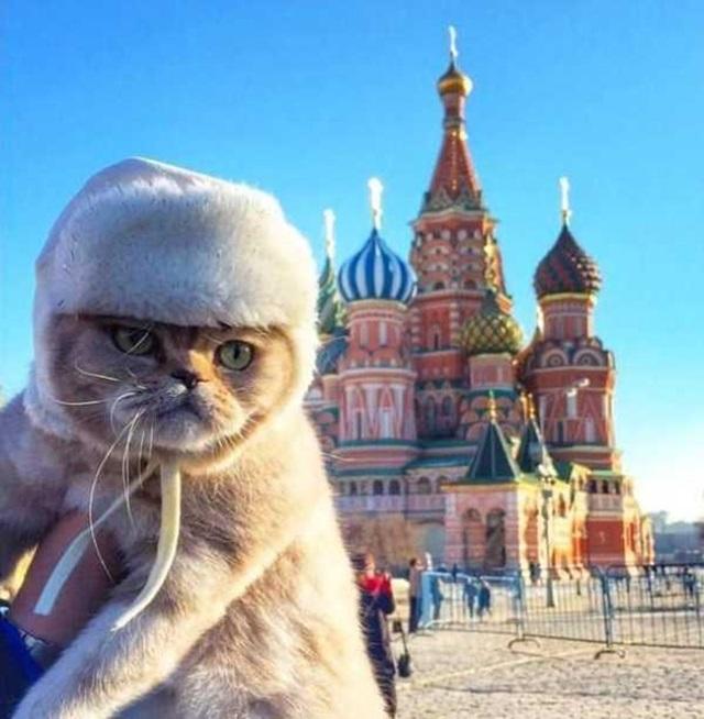 Jedinečné Rusko