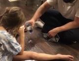 Keď dieťaťu predvádzate parádny trik