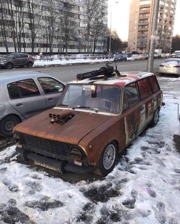 V Rusku to už začalo...