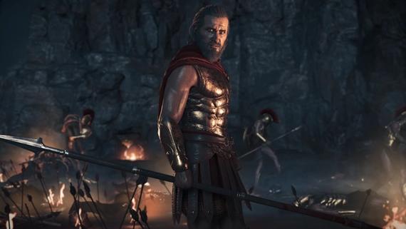 Ako ide Assassin's Creed Odyssey na PC?