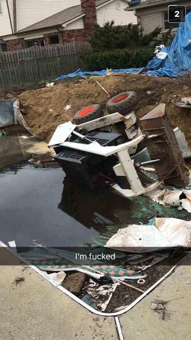 Faily pri šoférovaní