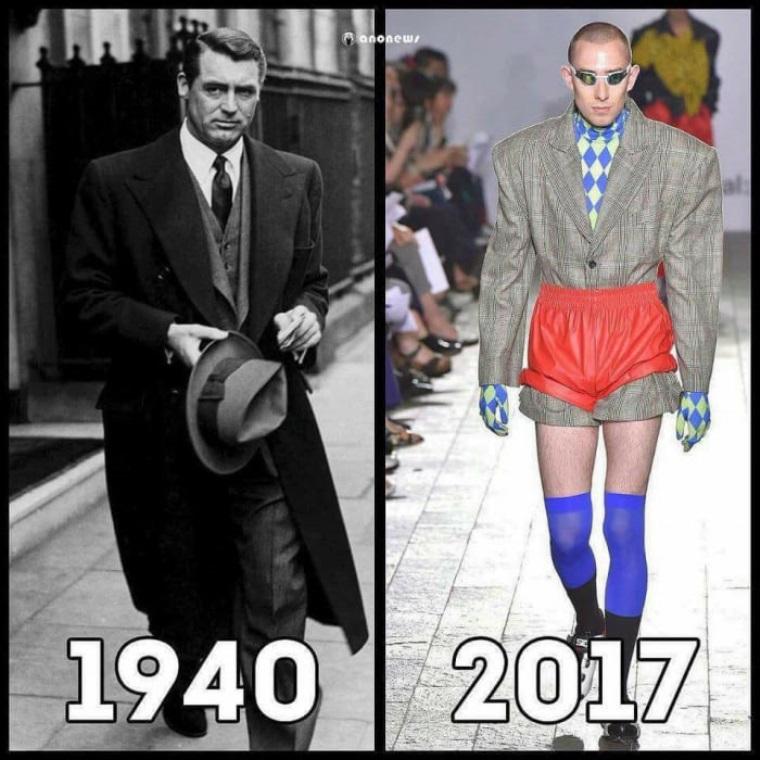 Čo sa to stalo s módou?