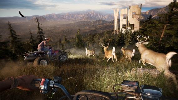 Aké budú nové možnosti vo Far Cry 5?