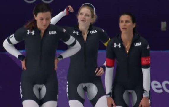 Zaujímavé obleky na olympiádu