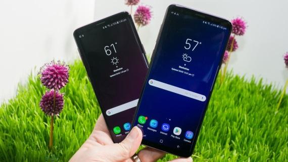 Samsung oficiálne ohlásil nové Galaxy S9 a S9 Plus mobily