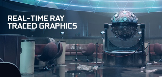 Nvidia predstavila RTX technológiu pre realtime raytracing, ukázala video od Remedy