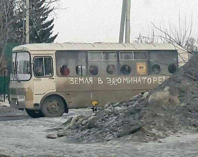 Na výlete v Rusku