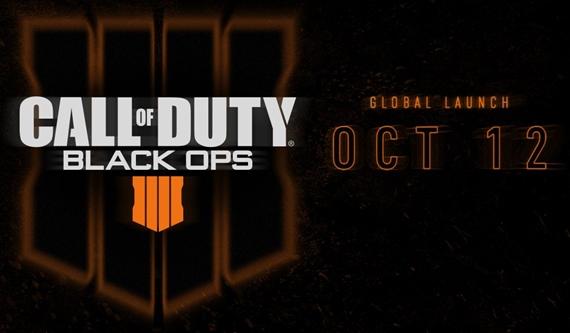 Call of Duty Black Ops 4 ohlásené, vyjde v októbri