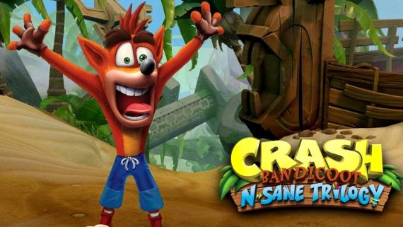 Crash Bandicoot N. Sane Trilogy sa v júli dostane na PC, Switch a Xbox One