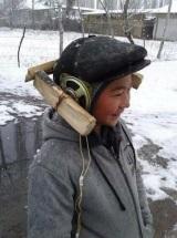 Ruský headset
