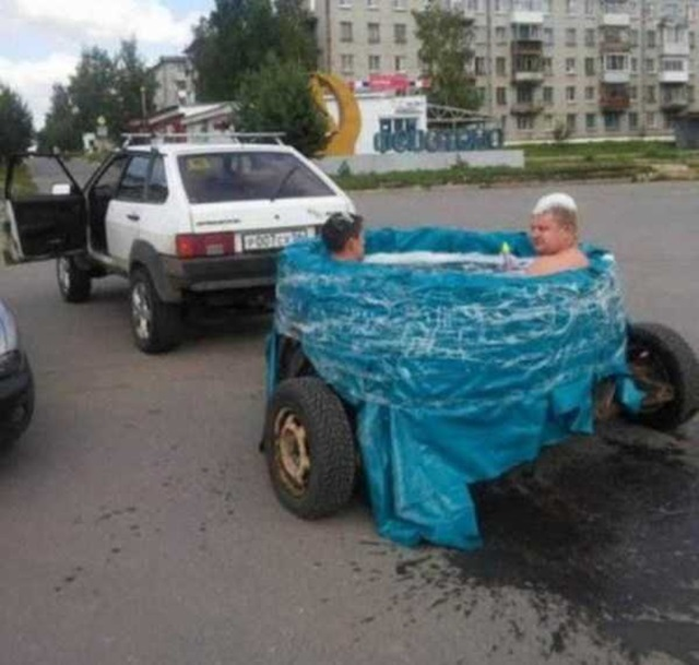 Toto uvidíte len v Rusku