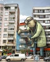 Giganti v meste