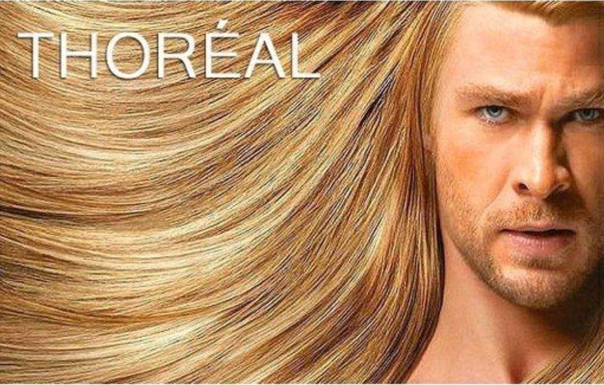 Chcete mať vlasy ako Thor