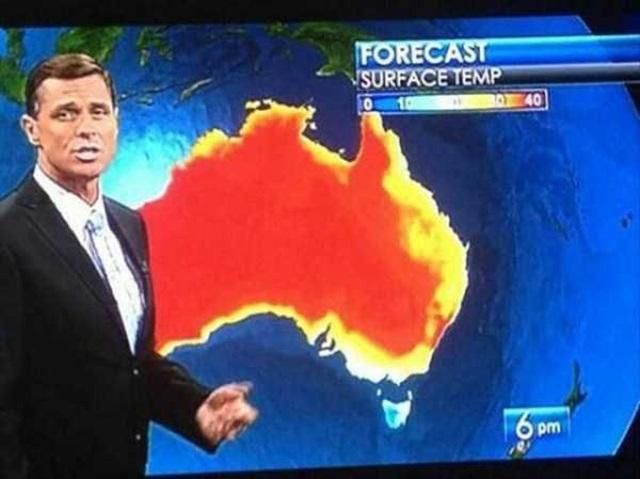 Austrália je divná krajina