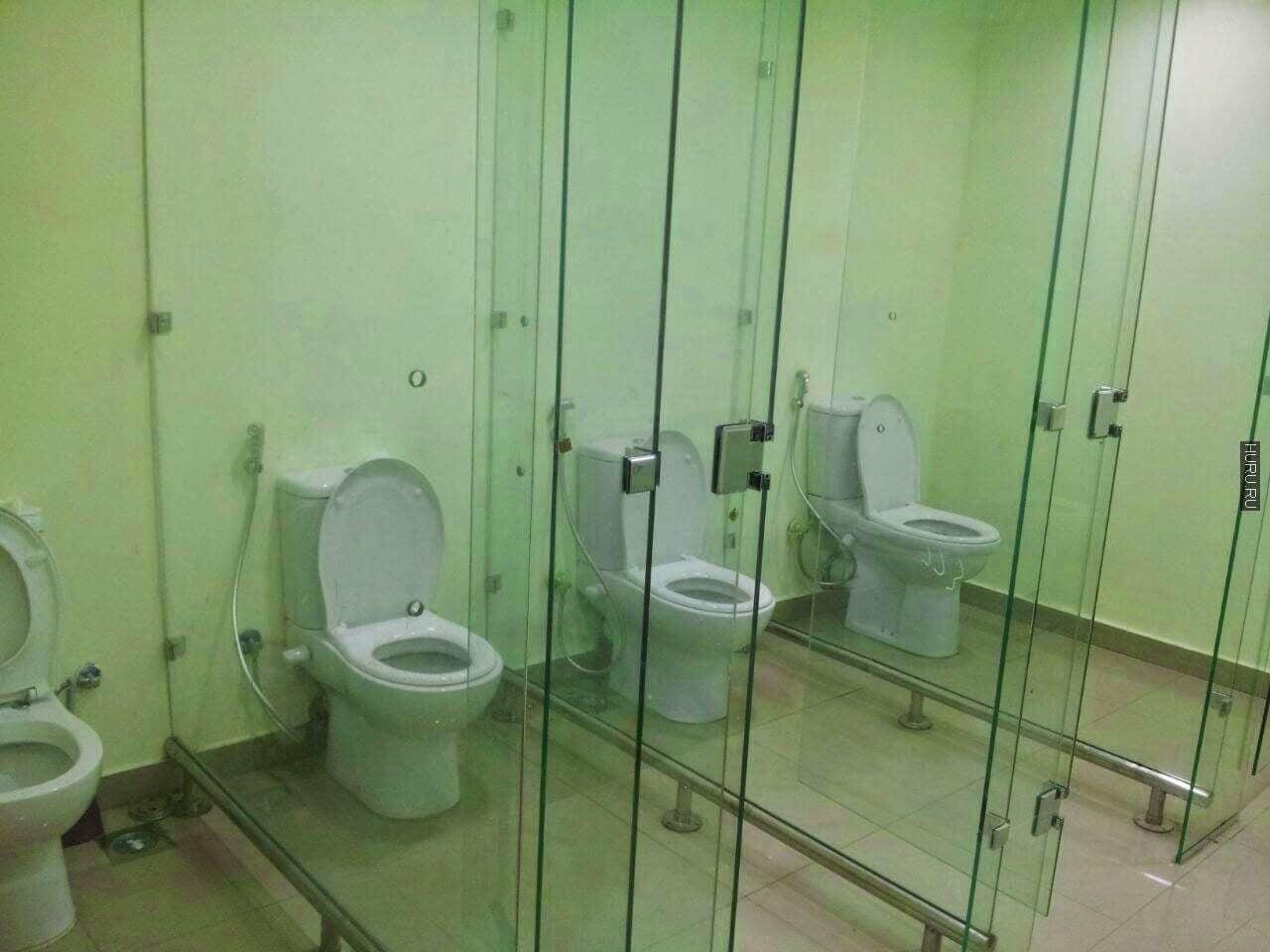 Ruské WC