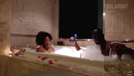 Keď si spravíte romantický večer...