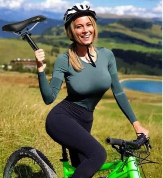 Najradšej sa bicyklujem takto