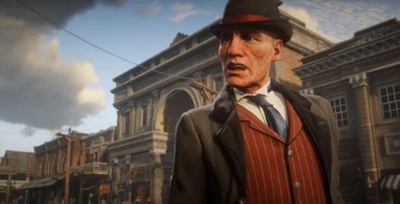 Pinkertonovci chcú od Take Two peniaze za Red Dead Redemption 2