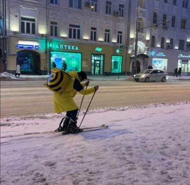 Novoročné pozdravy z Ruska