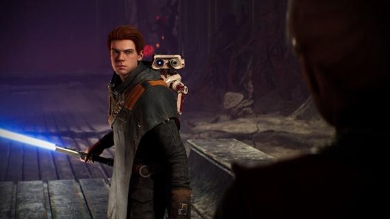 Star Wars Jedi: Fallen Order ponúkne prepracovanú obťažnosť a príbeh štýlom podobný pôvodnej Lucasovej trilógii