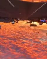 Ako vyzerá západ slnka v Austrálii?
