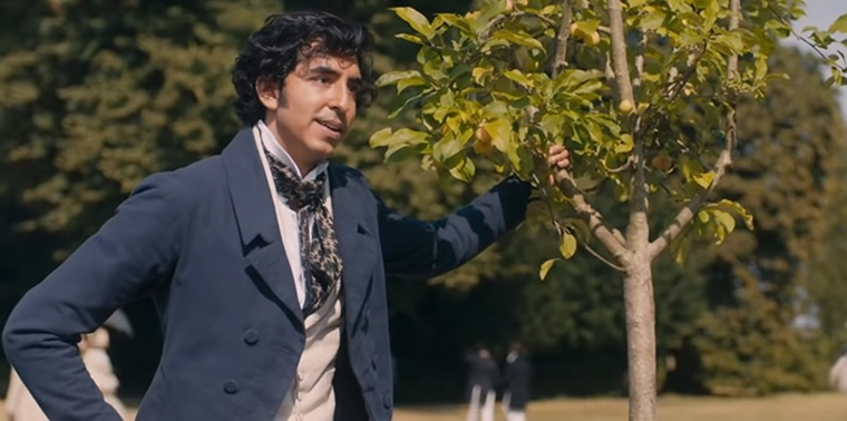 Dev Patel ako David Copperfield