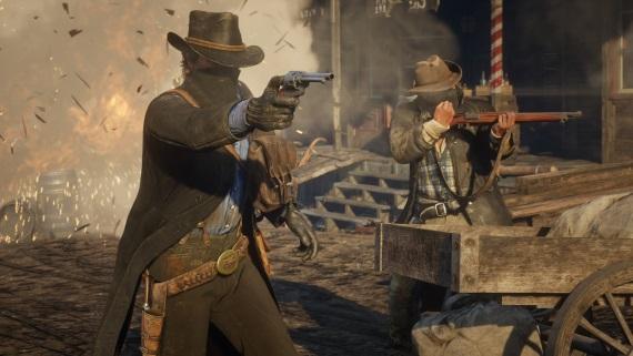 PC verzia Red Dead Redemption 2 má požiadavky
