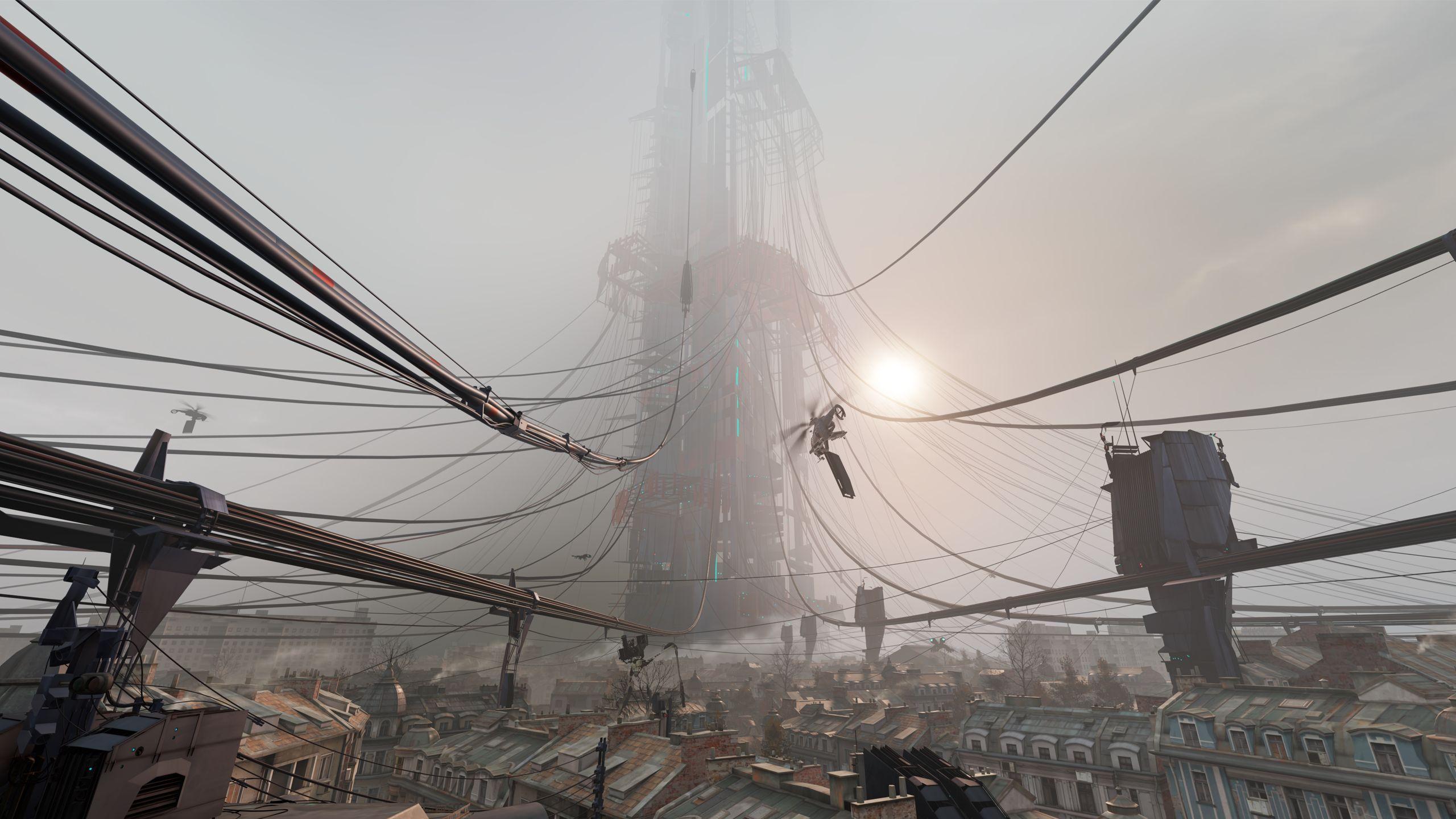 Valve predstavilo VR titul Half-Life: Alyx