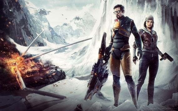 História Half-Life série