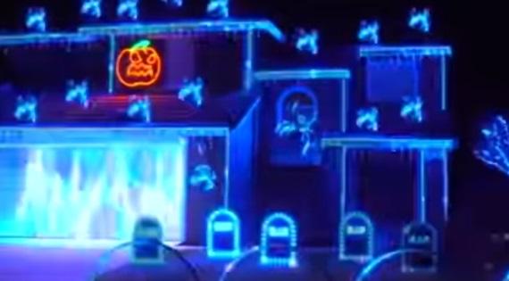 Keď si vyzdobíte svoj dom aj na halloween