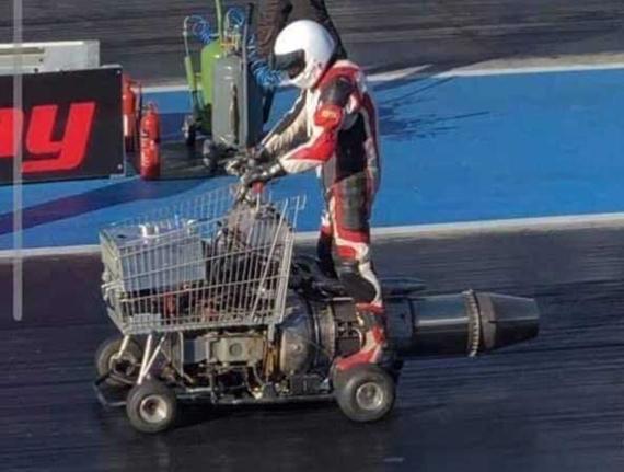 Nová verzia nákupného košíka v Tescu